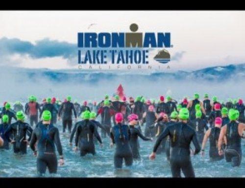 A solo un mes del Ironman de Lake Tahoe