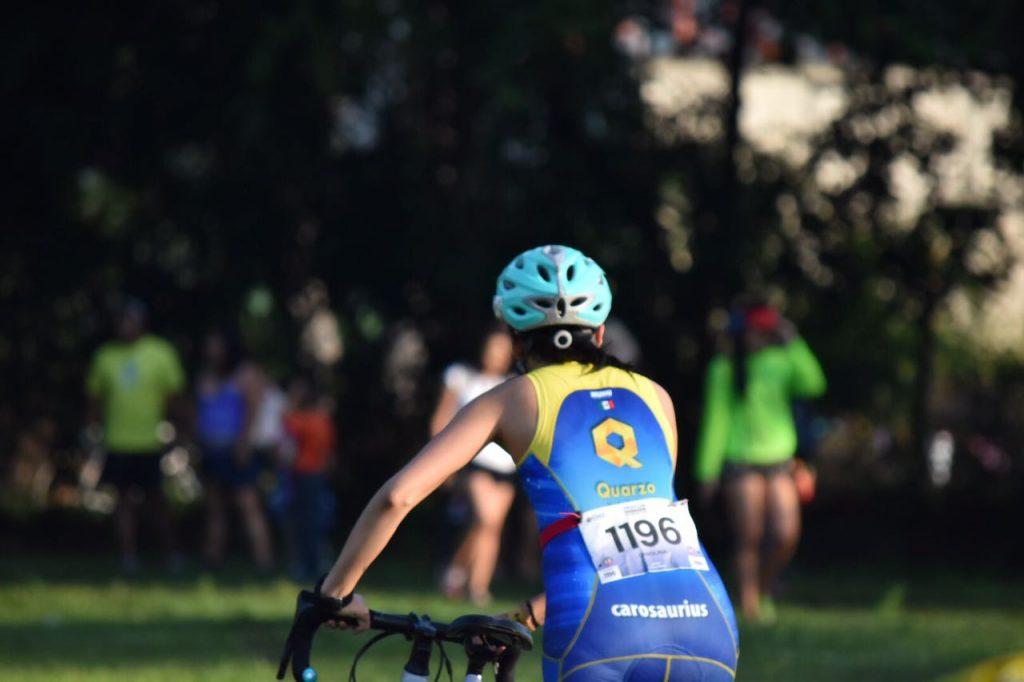 mi primer triatlón - bicicleta