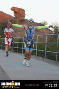 Arizona Ironman 2018 carrera