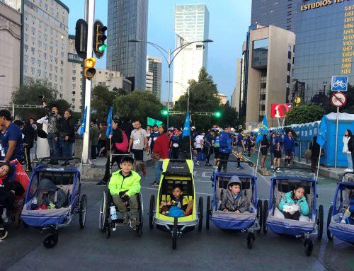 7 campeones en el Medio Maratón de la Ciudad de México